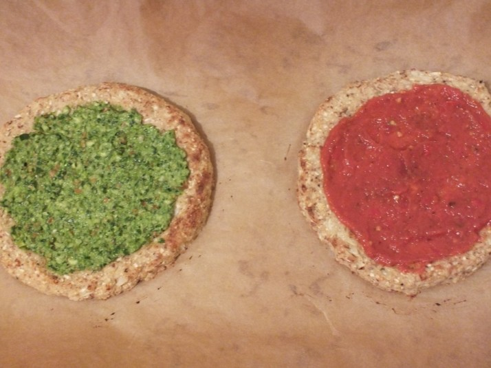 how to make gluten free pizza crust crispy